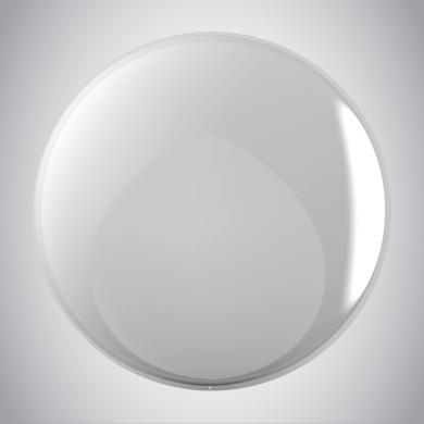 Location dôme de protection transparent pour hélice holographique 3D