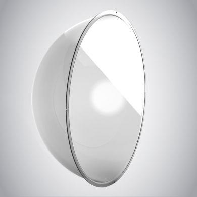 Location bulle de protection transparente pour diffusion holographique 3D