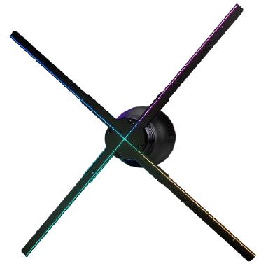 Location hélice Hypervsn 3D de 75 cm pour hologramme en lévitation