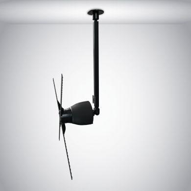 Location bras de plafond pour un projecteur holographique flottant 3D
