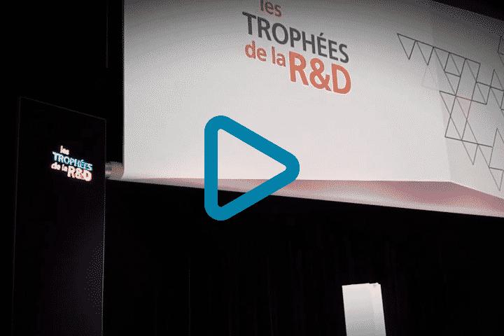 Animation innovante en vidéo avec ventilateur hologramme 3D pour EDF