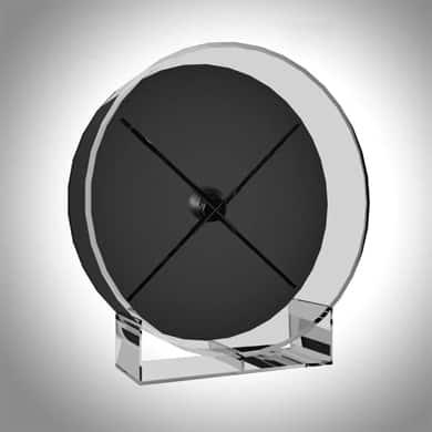 Location cylindre de protection pour hélice holographique 3D